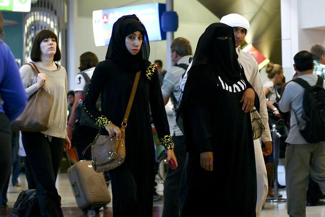 Abaya Women