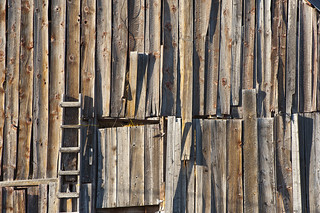 Aging Barn Wood | by tomkellyphoto