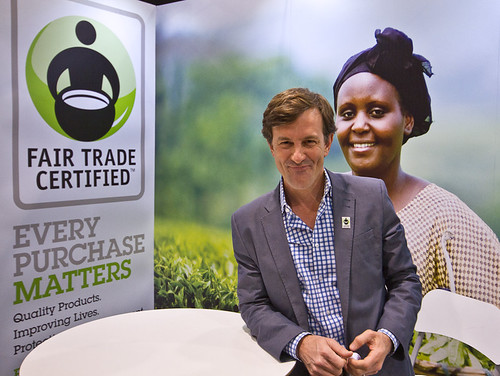 Paul Rice, President & CEO of Fair Trade USA | by Fair Trade Certified