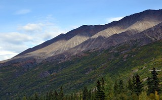 Ribbon of light across a mountain - Denali National Park, Alaska landscape | by blmiers2