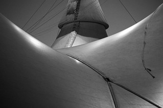 Cavalia tent closeup | by David Carriel