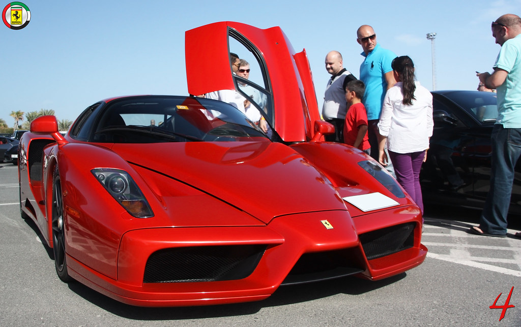 F1 2007 Ferrari Enzo The Only Enzo In The World Painted In
