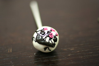 Pirate Ship Cake Pop | by Sweet Lauren Cakes