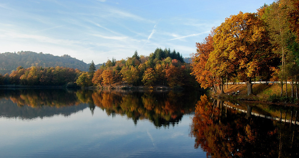 Pocuvadlo Lake, Slovakia
