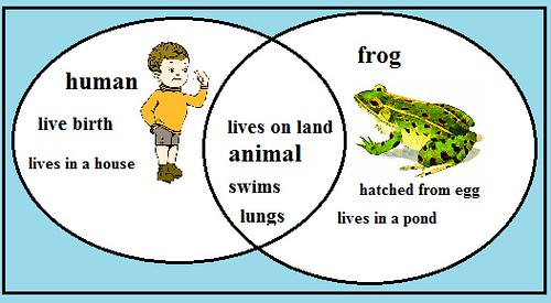 Venn Diagram Are You A Frog Take A Trip Down To The Frog Flickr