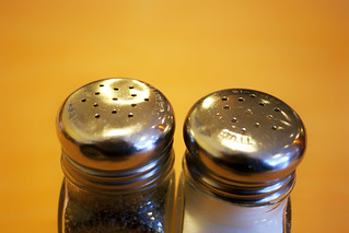Condiments: Salt and Pepper, a love story. | by Sheyla Ruiz