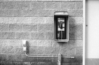 Phone Booth 1 | by KurtClark