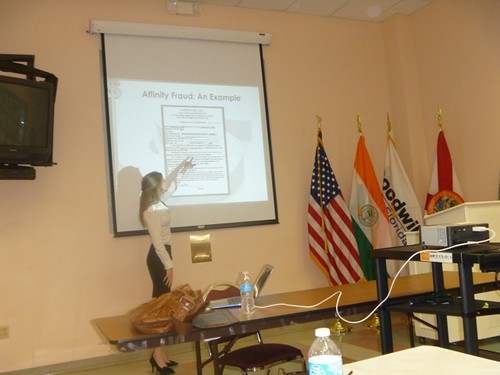 Investor Rights Clinic: Financial Literacy Presentations 04-23-12 | by (Official Page) University of Miami School of Law