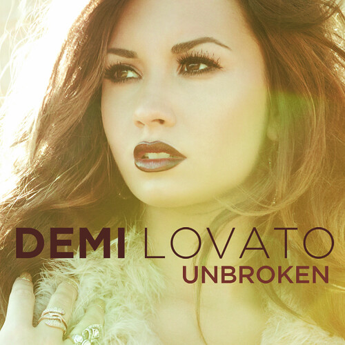 """Album Cover For """"Unbroken"""" By"""
