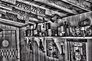 Henry's Garage | by Anvilcloud