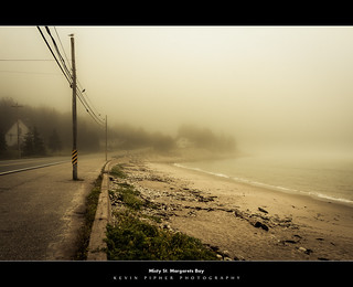 Misty St. Margarets Bay | by Kevin Pipher Photography