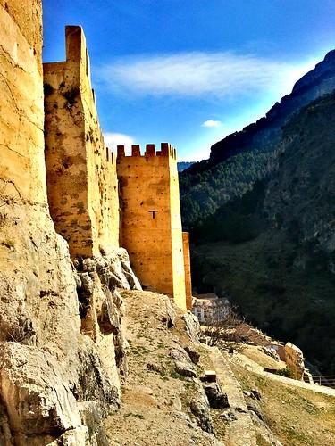 Castillo de La Iruela  Fernando Bueno  Flickr