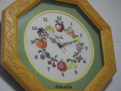 Reloj de cocina no me gusta repetir el mismo dise o - Reloj cocina diseno ...