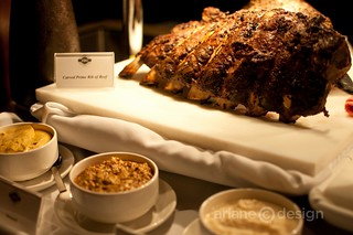 Carved Prime Rib of Beef | by Vancouverscape.com