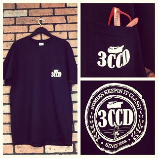 3CCD Pocket Tee | by 3CCD Photography