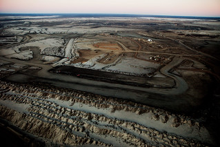 Fort McMurray, Alberta - Operation Arctic Shadow | by Kris Krug