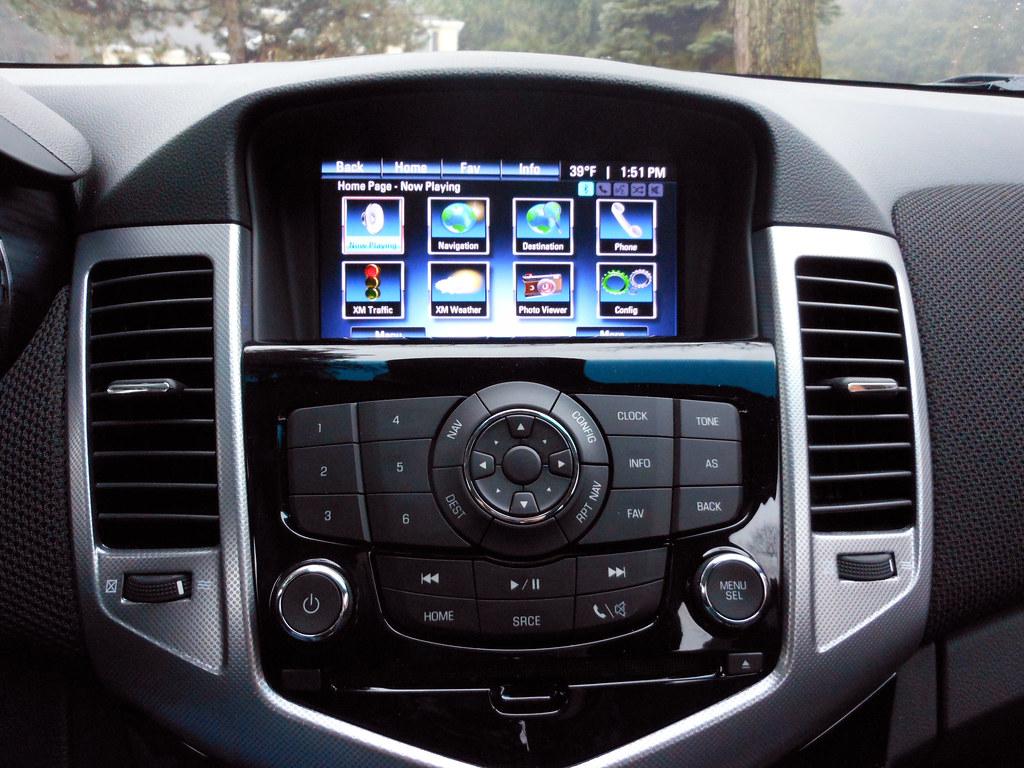 Cruze 2012 chevy cruze interior : 2012 Chevrolet Cruze LTZ Interior 6 | William Maley | Flickr