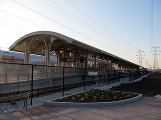 Upcoming Oakton CTA Station | by Zol87