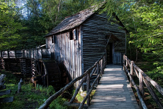 Cable Family Grain Mill at Cades Cove | by LynchburgVirginia ★