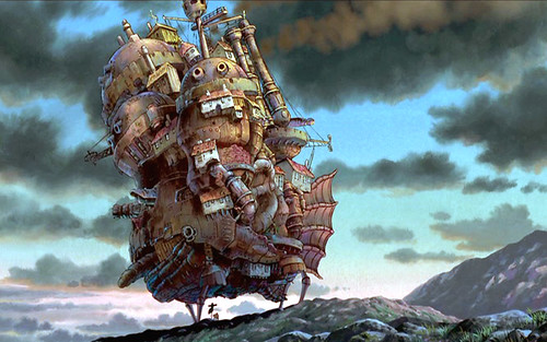 Howl's Moving Castle by D TAILOR | by DrJohnBullas