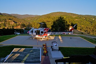 Cal Fire Copter 106 | by YFD