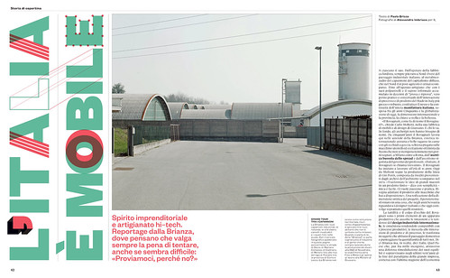IL40 - Cover story / DESIGN INTELLIGENTE | by Francesco Franchi