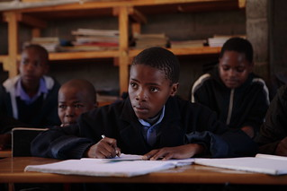 Lesotho - Maseru Qoaling School - John Hogg - 090626 (12) | by World Bank Photo Collection
