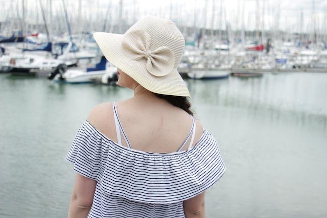 romantic_sailor_robe_bardot_epaules_denudees_blog_mode_la_rochelle_6