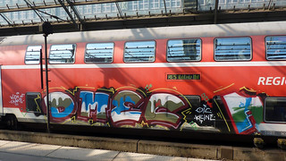 Graffiti in Köln/Cologne 2011 | by kami68k -all over-