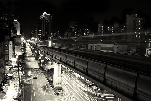 Sukhumvit by Night | by Xavier Cloitre