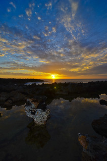 Magical sunset -Bolo Point, Okinawa | by Okinawa Nature Photography
