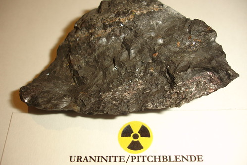 Pitchblende/Uraninite Uranium Oxide Mineral Ore | by Radioactive Rosca