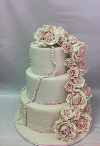 My wedding dummy cake | by CAKELANDIA DULCE