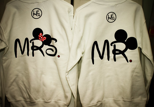 Couples Crewneck Back | by HappilyEverAfter Apparel