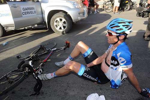 Tour of Oman, stage 5 | by Team Garmin-Sharp
