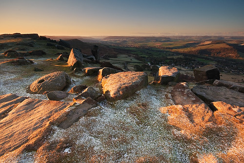 Morning at Curbar Pinnacle | by andy_AHG
