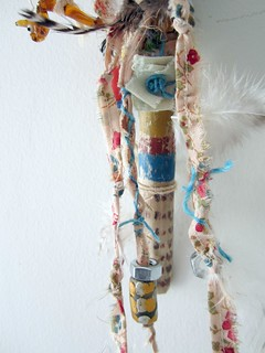 juju stick close up | by Stitch Therapy