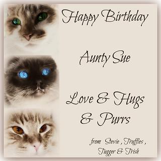 Happy Birthday Trish Cake