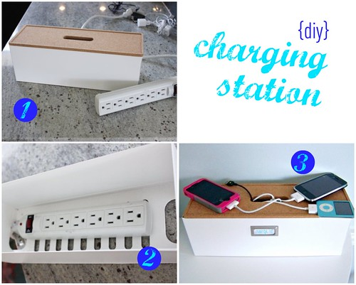 charging station | by hi sugarplum!
