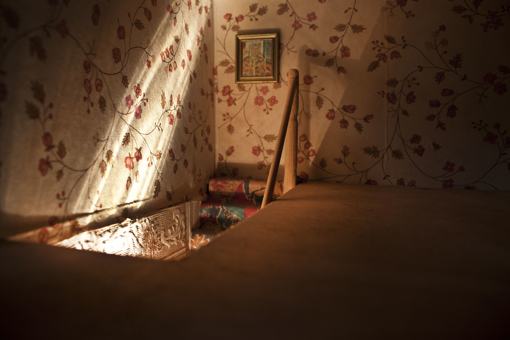 Dollhouse Stairs To Attic Ilona Robinson Flickr