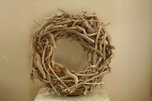 Another driftwood wreath | by MatildasDesign