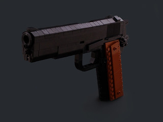 Browning M1911 | by Legohaulic