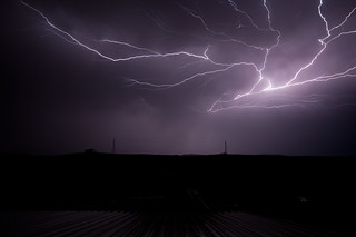 Lightning Goulburn Airport 3 | by Steve ten Have