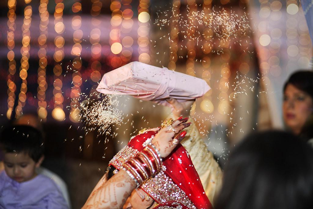Rukhsati pictures of wedding