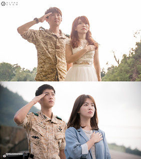 Descendants of the Sun Bridal Ep3 Salute | by tiffanyyongwt