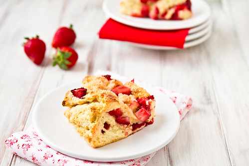 Strawberry Scones | by TheBrewer&TheBaker