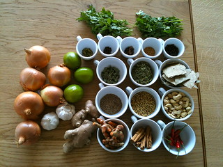 Spices, seasoning, herbs and vegetables | by Zak Greant