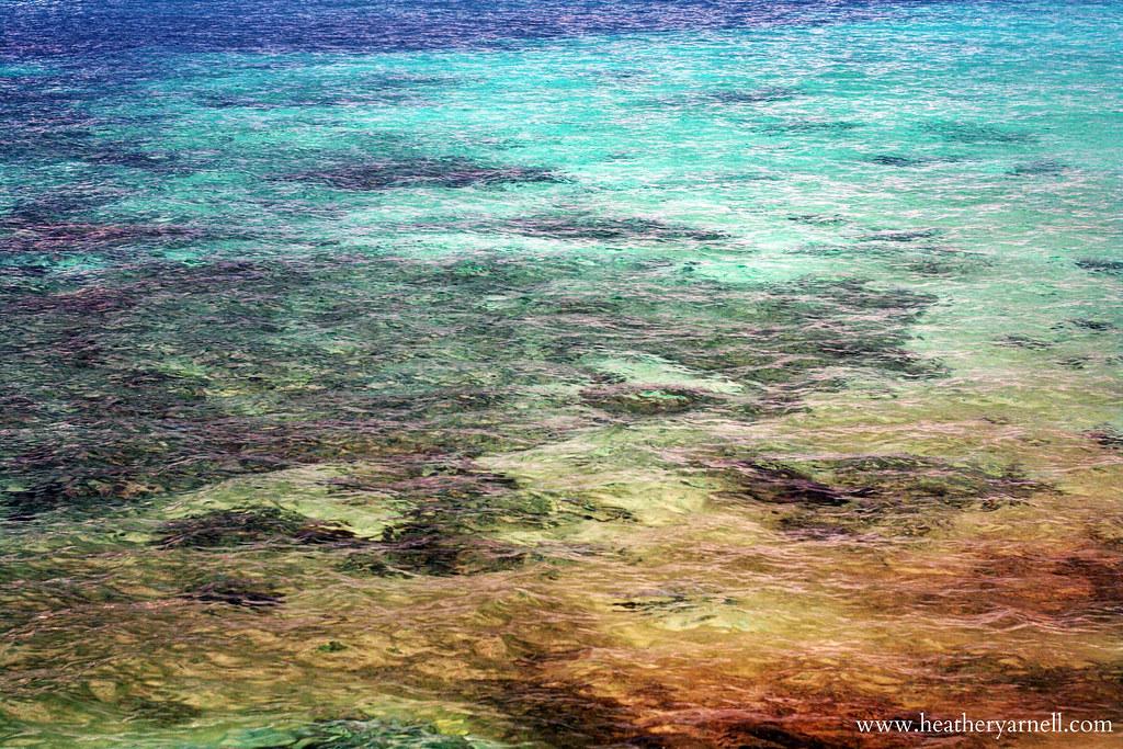 Rainbow Caribbean Waters