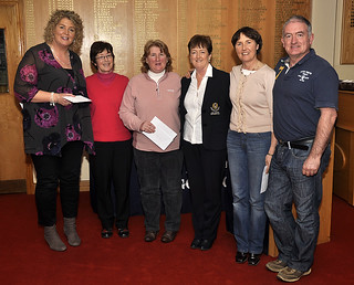 Runners Up ladies winter league | by Kinsale Golf Club