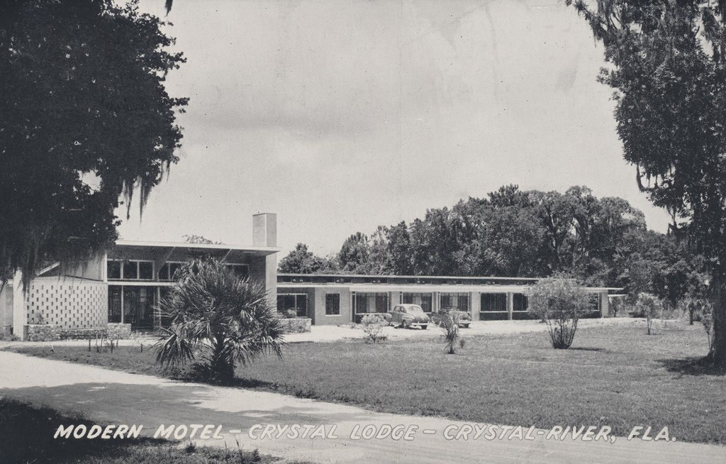 Crystal Lodge - Crystal River, Florida